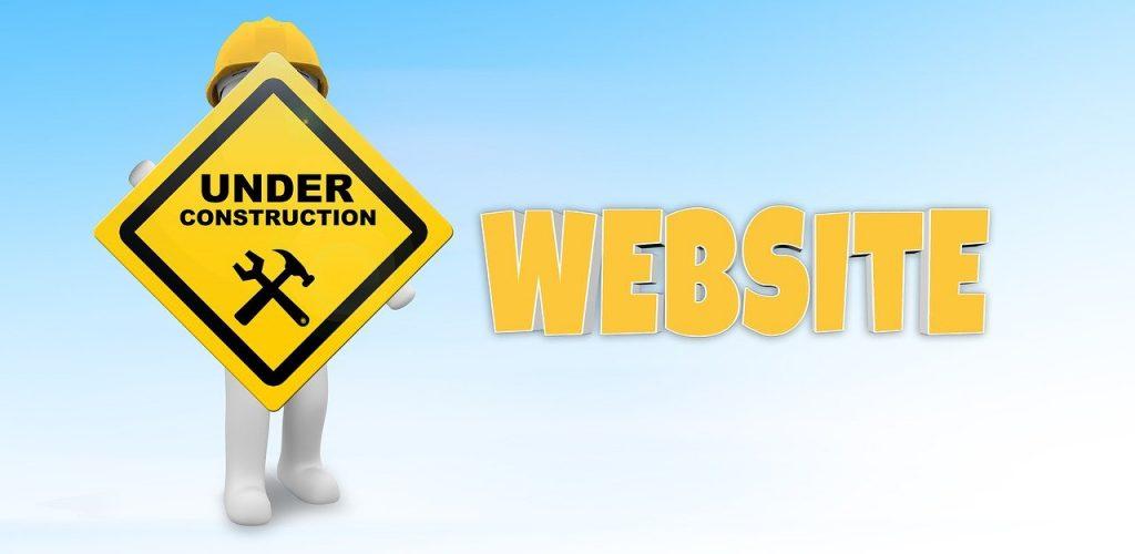 Temporary Image Website under construction