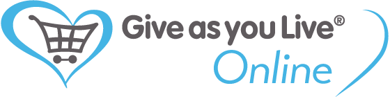 Give as you live online link