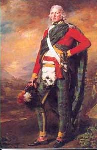 Sir John Sinclair, Baronet of Ulbster in Caithness (Image taken from Raeburn painting)