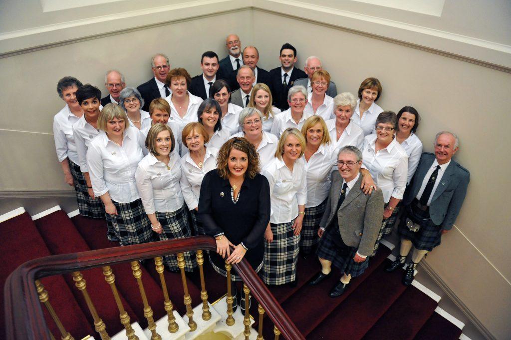 Photo of Dingwall Gaelic choir