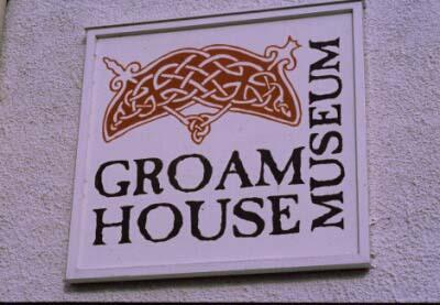 Groam House Museum website link