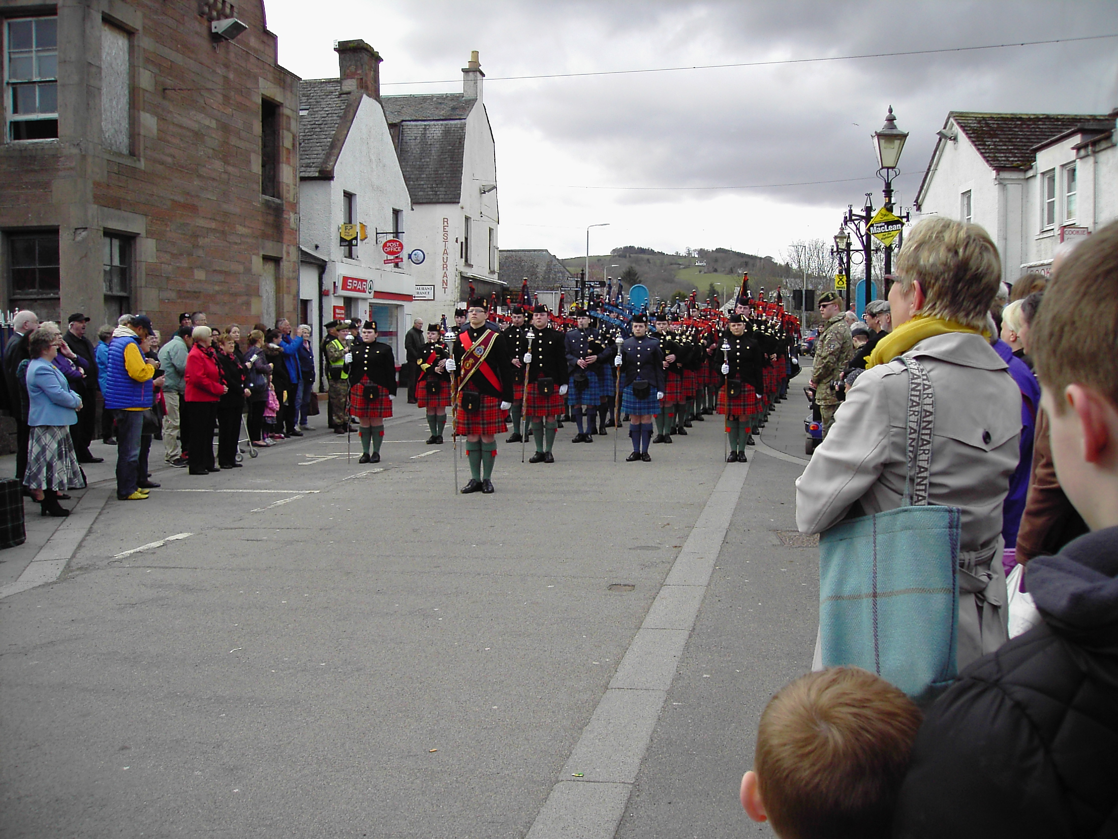 02 Cadet Parade 2016