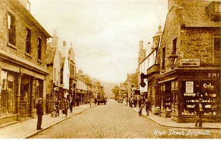 38 Dingwall of old
