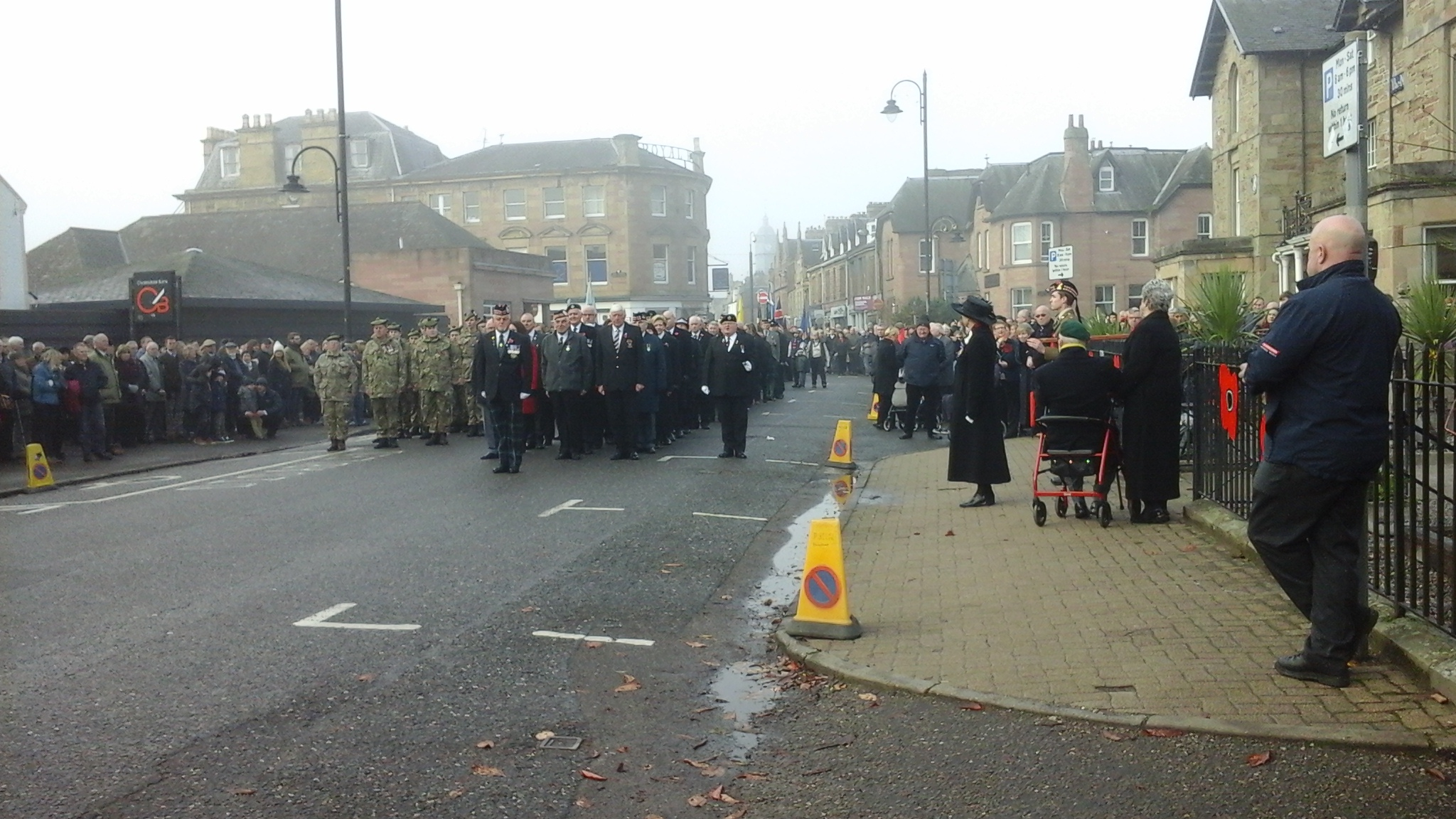 51 Dingwall Remembrance 2018