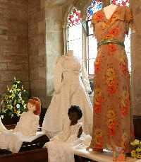 wedding dress display 23