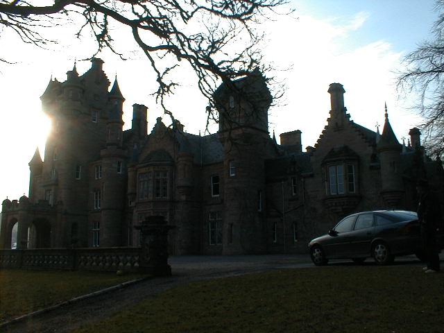 Ardross Castle