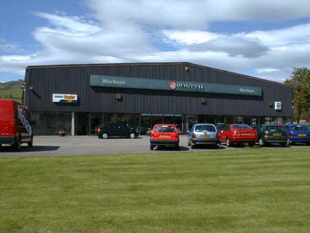 15 Dingwall Commercial Properties.