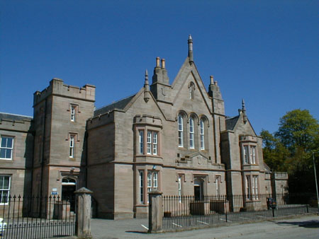 10 Dingwall Public Buildings