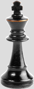 King Chess Piece - Forsyth Notation