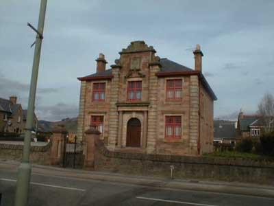 Lodge Fingal