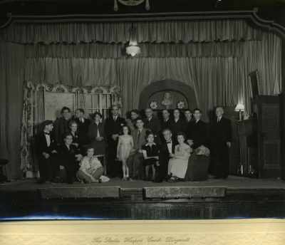 Dingwall Players' production