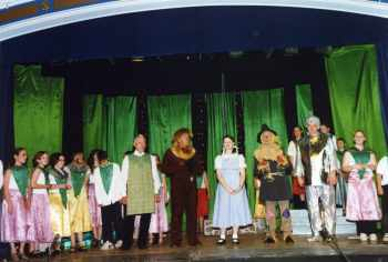 Dingwall Players' Production of The Wizard of Oz, December 1999