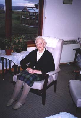Mrs Annie Maclean, Laide