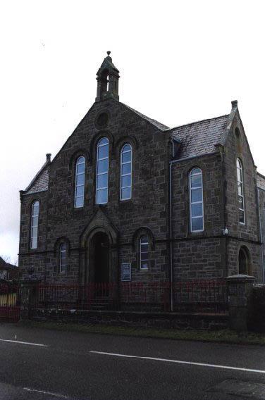 The Free Church of Scotland