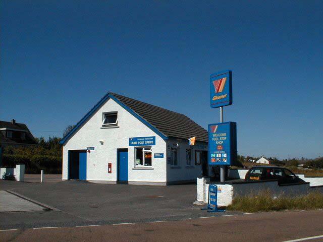 Post Office, Garage & Shop, Laide
