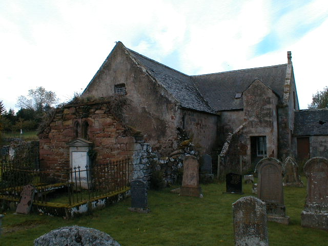 Edderton Parish Church