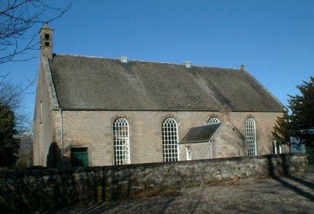 Urquhart Church