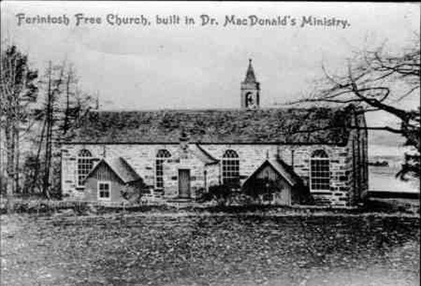 Ferintosh Free Church 1910