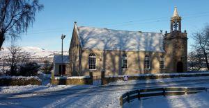 21st century Ferintosh Free Church.