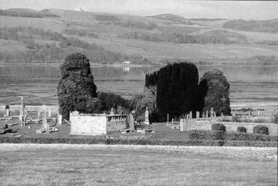 Ruins of Urquhart Church