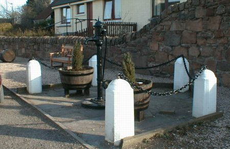 The Cow Tail Well in Culbokie (2003)