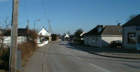 The village of Culbokie.