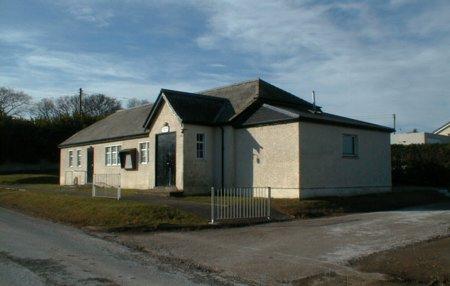 Ferintosh Community Hall.