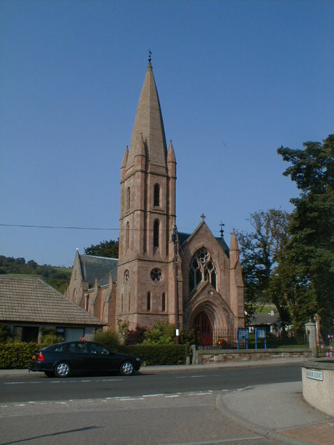The Church of Scotland, Fortrose.