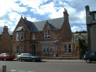 The Bank of Scotland