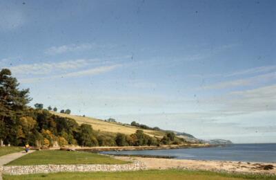Rosemarkie has a clean, safe beach