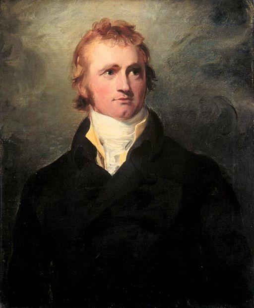 Alexander MacKenzie by Thomas Lawrence(c.1800)
