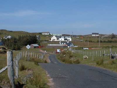 Former school and schoolhouse, Opinan