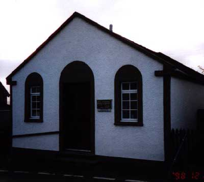 The Free Presbyterian Church meeting house