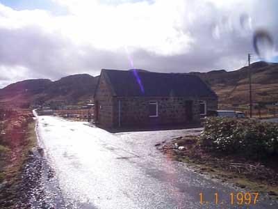 Free Church of Scotland meeting house, Gairloch.