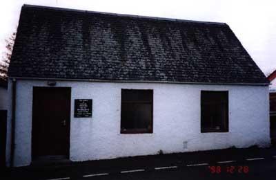 Free Church of Scotland meeting house