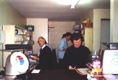 The Main Post Office, Gairloch - Interior