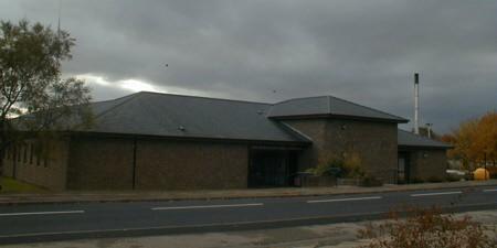 The Robertson Health Centre, Alness