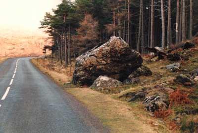 The Shoe Stone (Clach nam Brog)