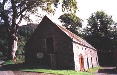 Flowerdale Barn - Exterior