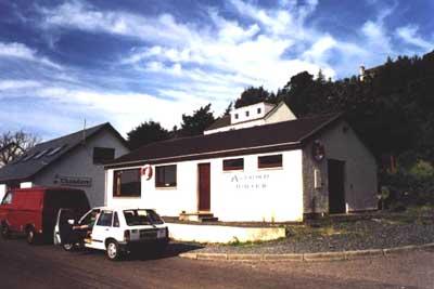 Boat Club, Gairloch