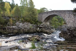 Military bridge over the Blackwater