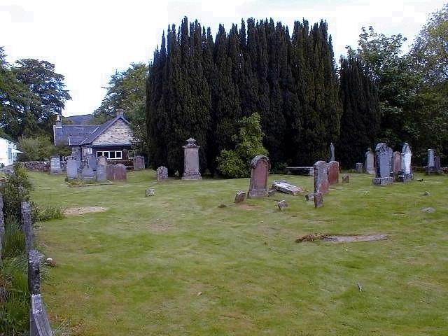 Garve cemetery