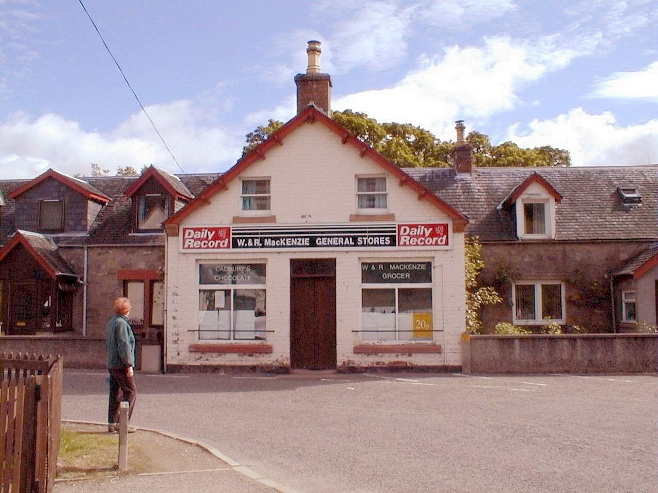 Garve shop