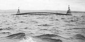 Part of the Natal hull