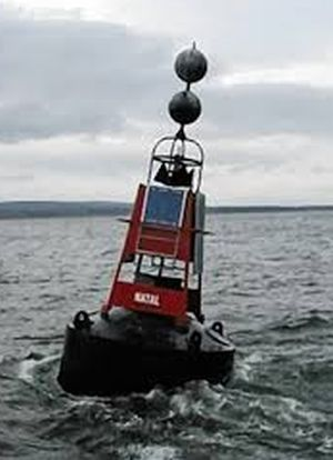 The Natal buoy