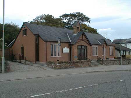 The Episcopal Church, High Street, Invergordon