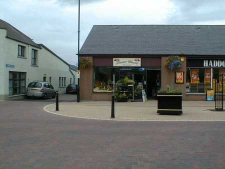 The Flower Shop, High Street, Invergordon.