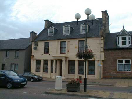 The Sutor Inn, High Street, Invergordon.