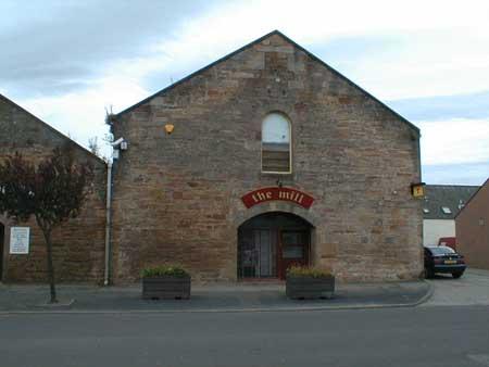 The Mill nightclub, High Street, Invergordon.