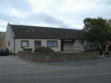 Health Centre, Albany Road, Invergordon.